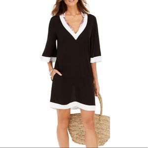 NWT Ralph Lauren Bel Aire Tunic Swimsuit Cover-up